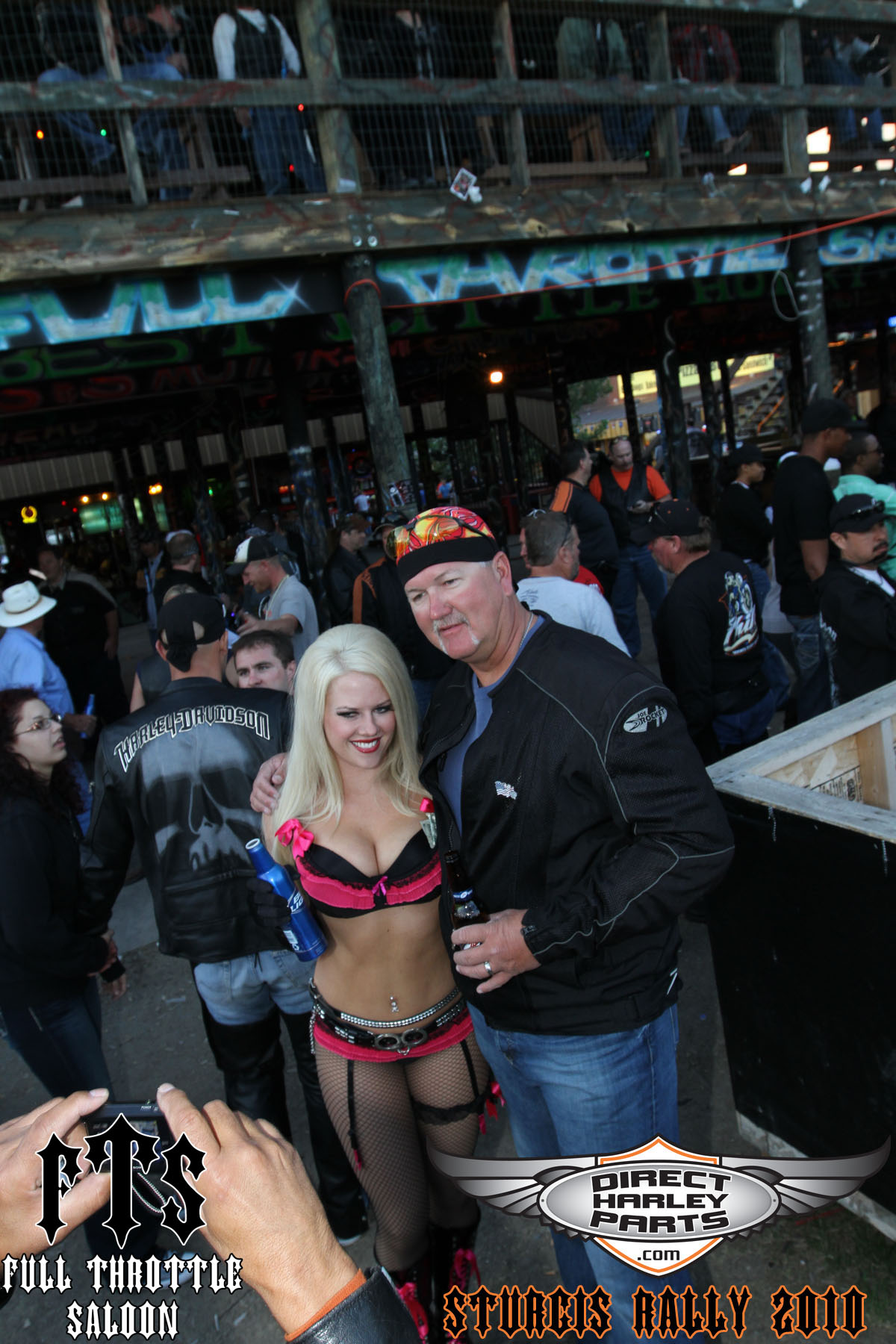 naked girls from full throttle saloon