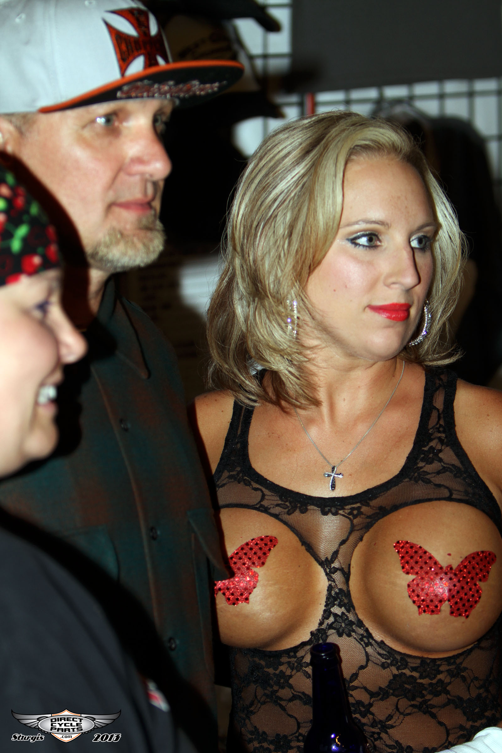 Agree, the Full throttle saloon women nude