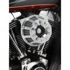 Arlen Ness Inverted Series Air Cleaner Kit - 10-Gauge - Chrome - 08-14 FLT