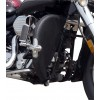 LEADER MOTORCYCLE HIGHWAY BAR RAIN GUARDS YAM RDSTAR 90+ (#9180)