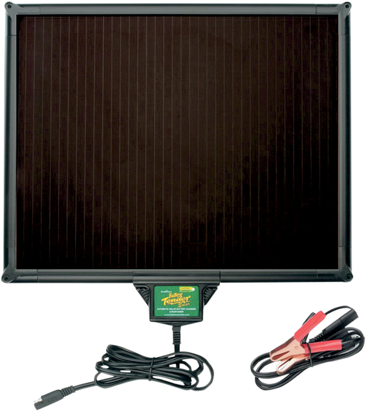 BATTERY TENDER BATTERY CHARGER SOLAR 5WATT (#021-1163)