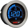 "KOSO (#BA050300) VOLT METER HD 2"" CHROME"