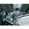 Kuryakyn 8393 Cylinder Base Cover - 07-13 Softails
