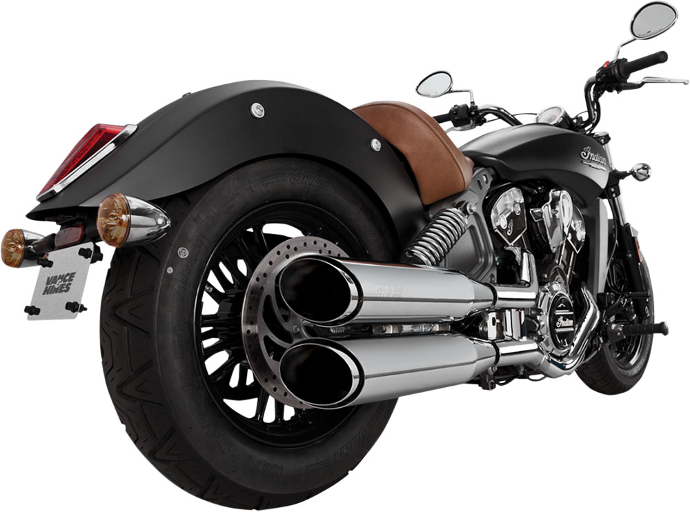 VANCE & HINES (#18621) MUFFLERS TS 2015 SCOUT