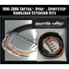 Guerrilla Cables Standard Wiring Harness - 96-06 Dyna, Sportster, Softail