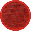 OPTRONICS INC. REFLECTORS ROUND RED EA. (#RE-21RS)