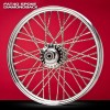 Landmark Fat 40 Spoke Diamondback Wheels