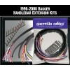Guerrilla Cables Deluxe Bagger Harness - 96-06 Touring