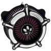 RSD:Roland Sands Design Turbine Air Cleaner - Contrast Cut - 08-16 Touring