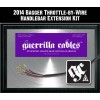 Guerrilla Cables 2014-2015 Throttle-by-Wire Harness