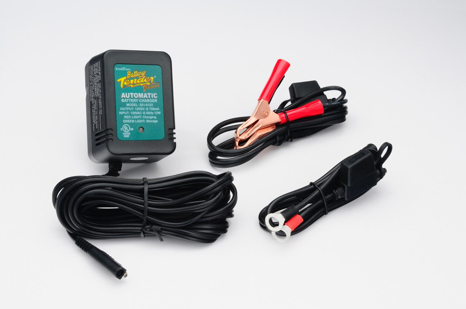 Deltran Super Smart Battery Tender JR - 12V .75A