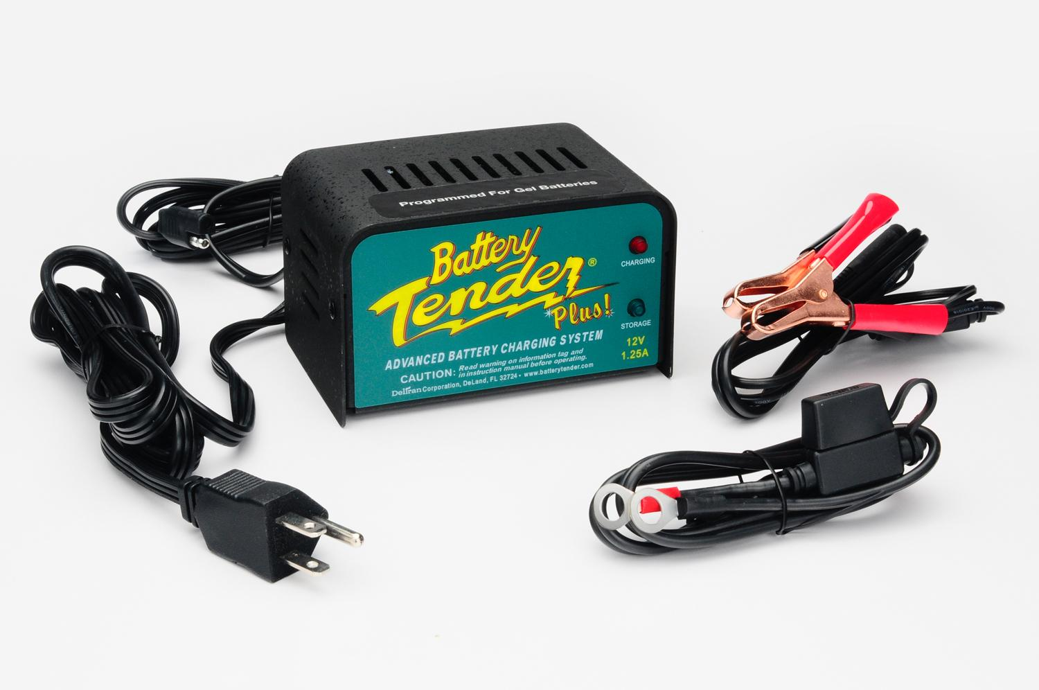 Deltran Super Smart Battery Tender Plus 12V - 1.25A
