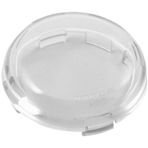 Chris Products Replacement Lens for Deuce-Style Turn Signals - Clear