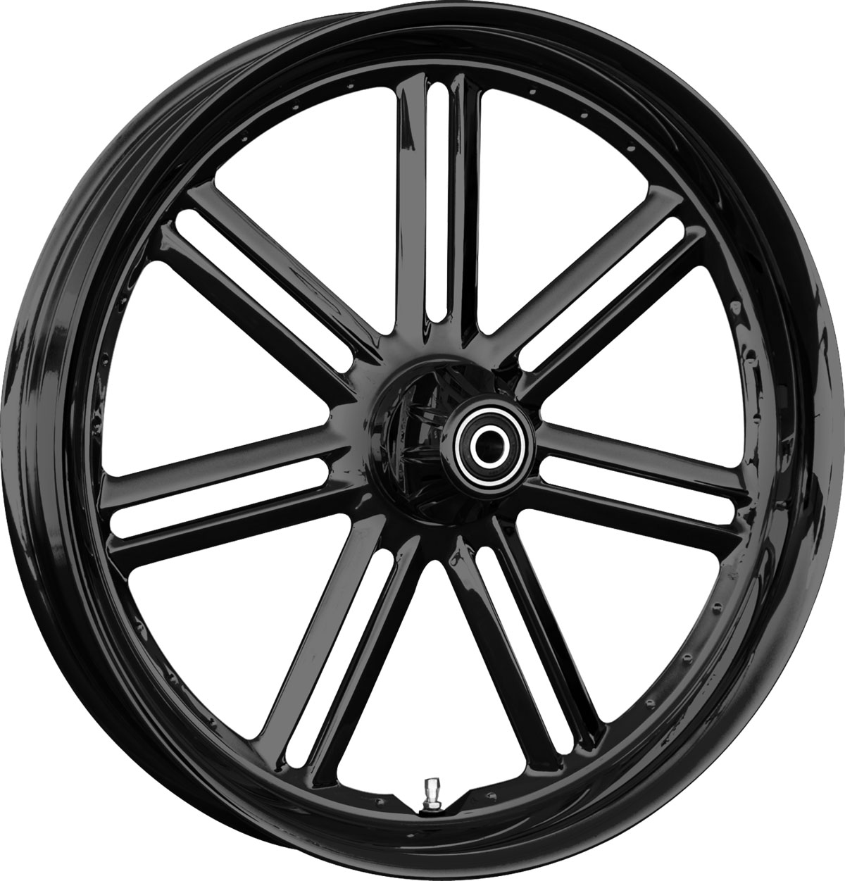 Colorado Custom Motorcycle Wheels - Black - Sunset (CCW-BSUNSET) by