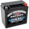 Drag Specialties OEM Replacement Battery YTX14L-BS - 04-14 XL