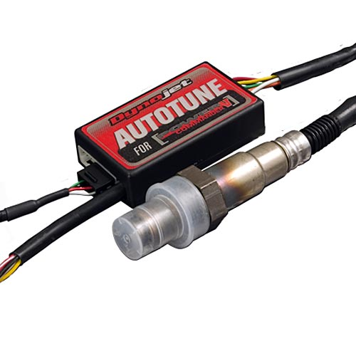 DynoJet Auto Tune Kit for Power Commander V - HD w/ OEM 12mm O2 sensors
