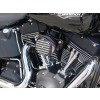 Joker Machine High-Performance Air Cleaner Assy. - Finned Black Ano. - 99-16 Twin Cam