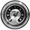 Legend Fairing Mounted LED Backlit PSI Gauge - Spun aluminum, lighted