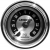 Legend Fairing Mounted LED Backlit PSI Gauge - Titanium, lighted