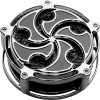 Precision Billet Air Cleaner - Assassin - Chrome - 08-13 Touring
