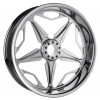 RevTech Billet Wheels - SpeedStar - Chrome