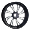 RevTech Billet Wheels - Super Charger - Midnight Series
