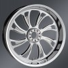 RevTech Billet Wheels - Super Charger - Chrome