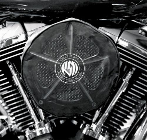 RSD:Roland Sands Design Air Cleaner Rain Sock