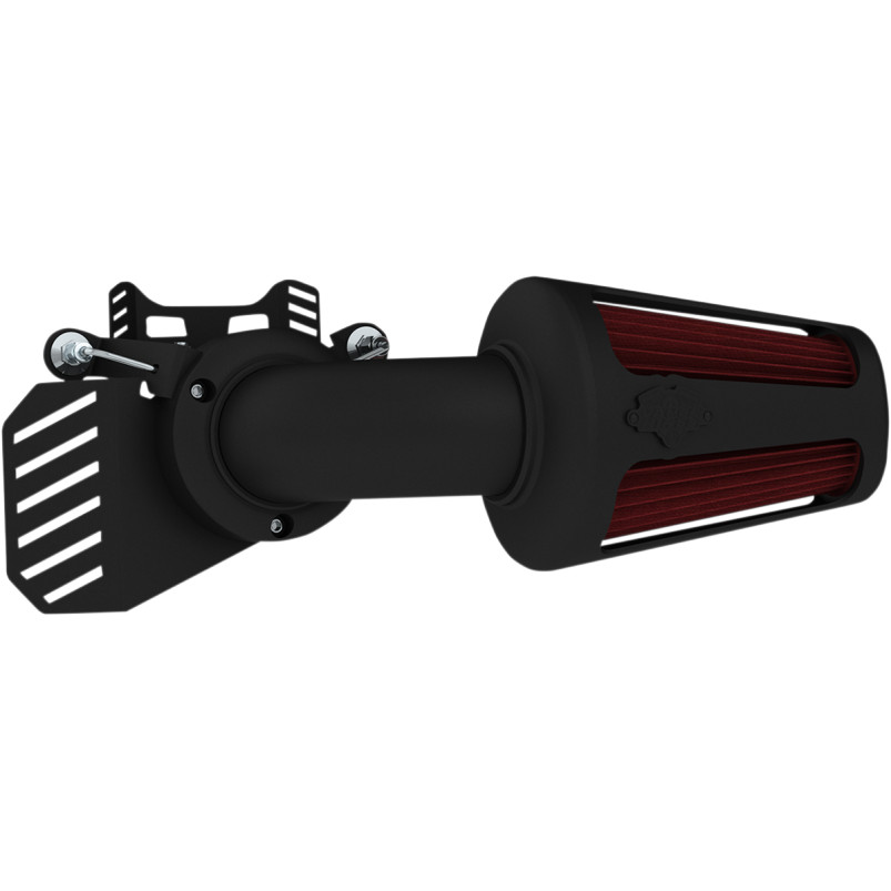 Vance & Hines VO2 90 Air Intake - Black/Black - 04-UP XL