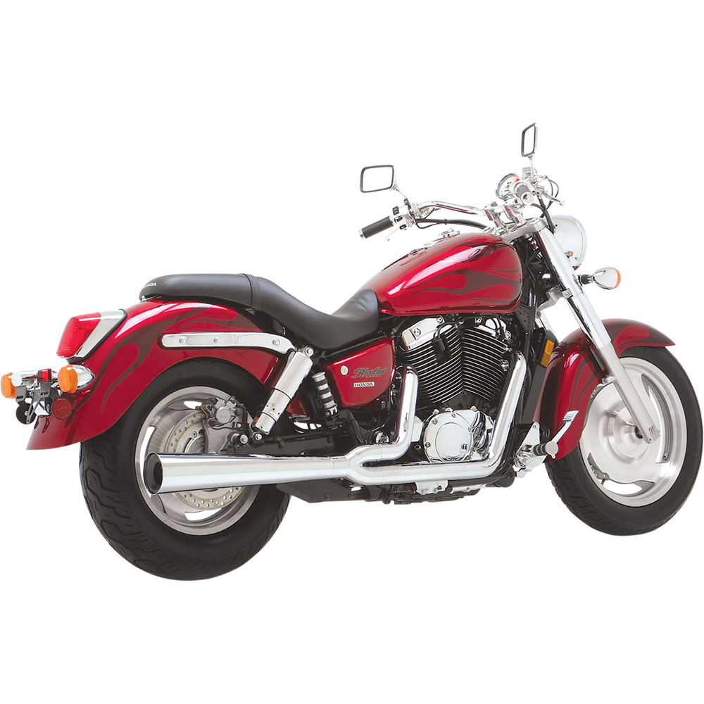 Vance & Hines 2-into-1 Pro Pipe HS - Honda VT1100 Shadow Sabre 00-07