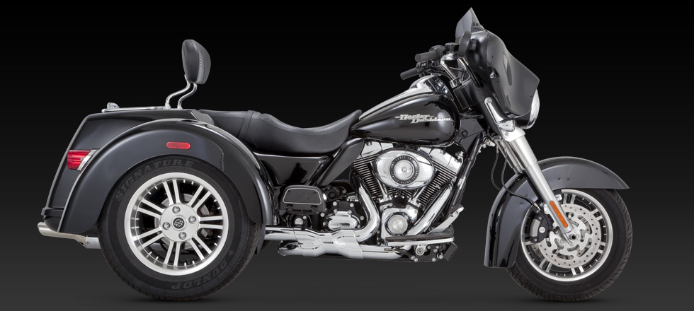 Click: Harley Trike Exhaust At Woreks.co