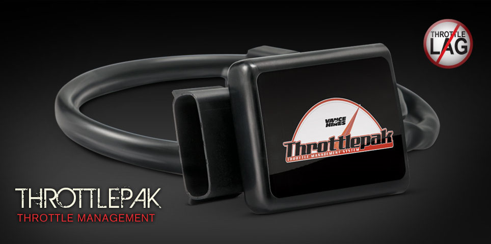 Vance & Hines ThrottlePak - 08-13 Touring models with Throttle-By-Wire
