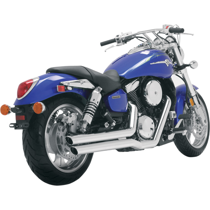 Vance & Hines Big Shots Staggered - Suzuki VZ1600 Marauder/M95 04-08