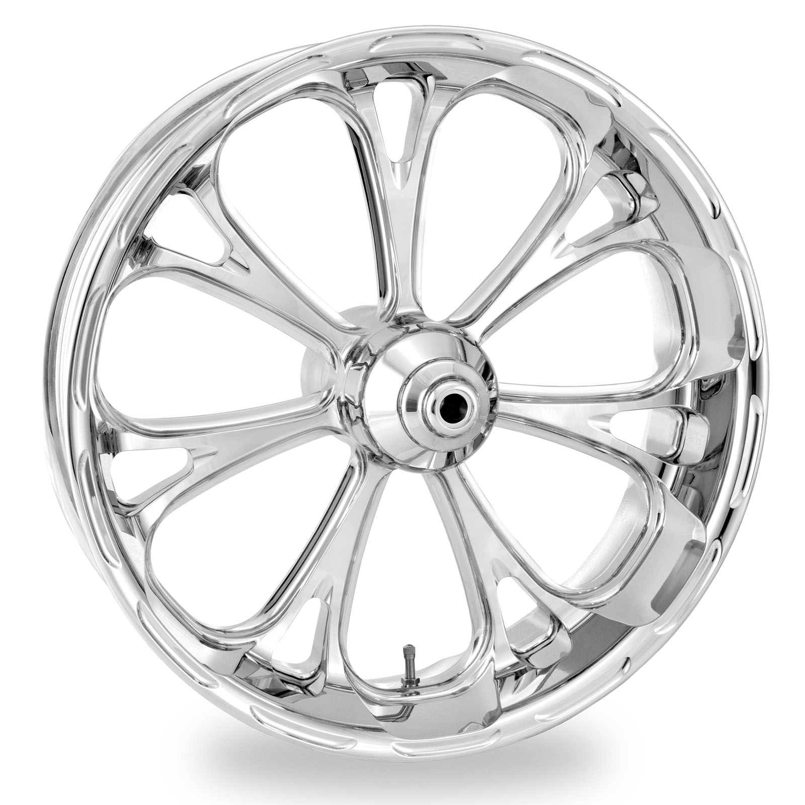 Performance Machine Wheel - Contour Collection - Chrome - Virtue
