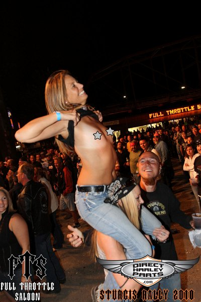 Topic, Pics from full throttle saloon nude sorry, does