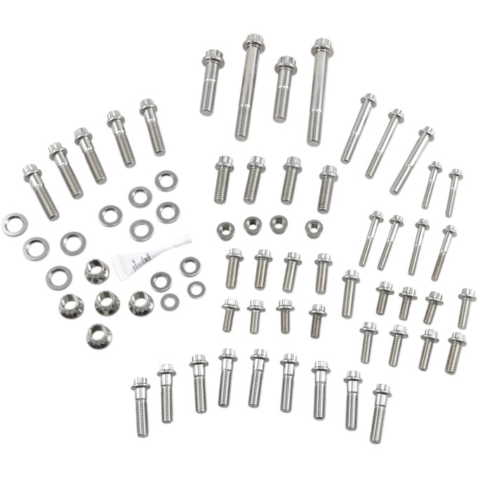 Feuling Chassis Bolt Kit  For FXR 85-99