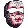 Zan Headgear Full-Face Mask - Sugar Skull
